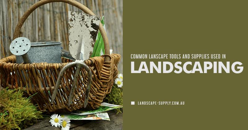 landscape supplies brisbane