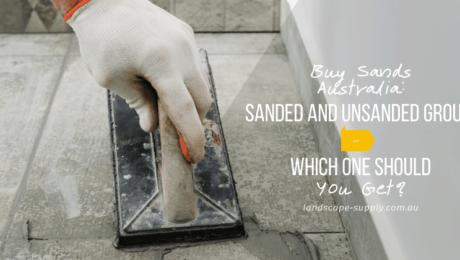 man grouting ceramic tiles